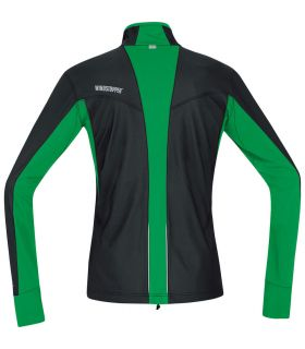 Camisetas técnicas running - Gore Chaqueta Air Windstopper Textil Running