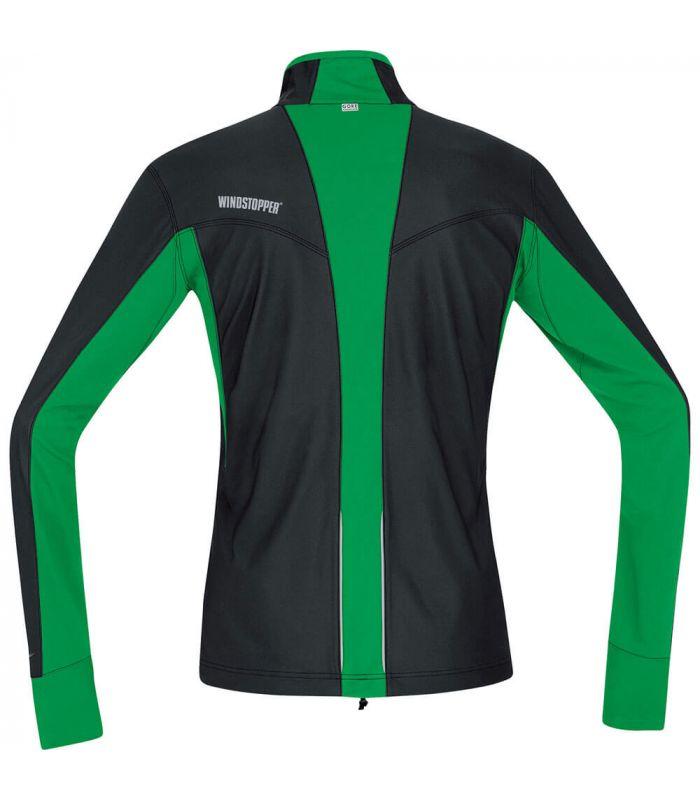 Camisetas técnicas running - Gore Chaqueta Air Windstopper Textil Running