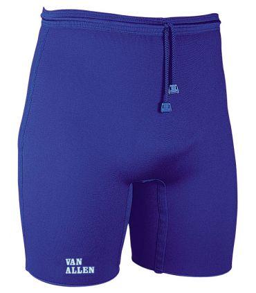 Pantalon Réducteur De Néoprène Bleu Homme