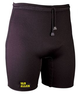 Pantalon Reducer Neoprene Black Man