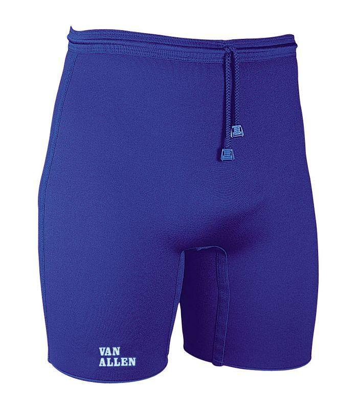 Pantalon Reducer Neoprene Blue Woman - Protections