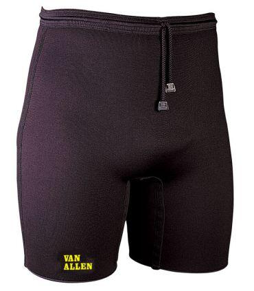 Pantalon Reductor Neopreno Negro Mujer