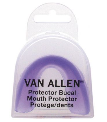 Protector bucal simple