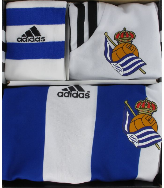 Adidas Mini Kit Real Sociedad Oficial 2014/15