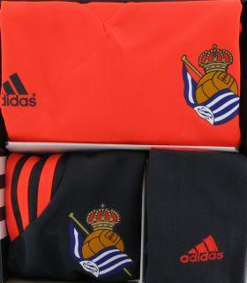Adidas Mini Kit Real Sociedad Officiel 2 2014/15