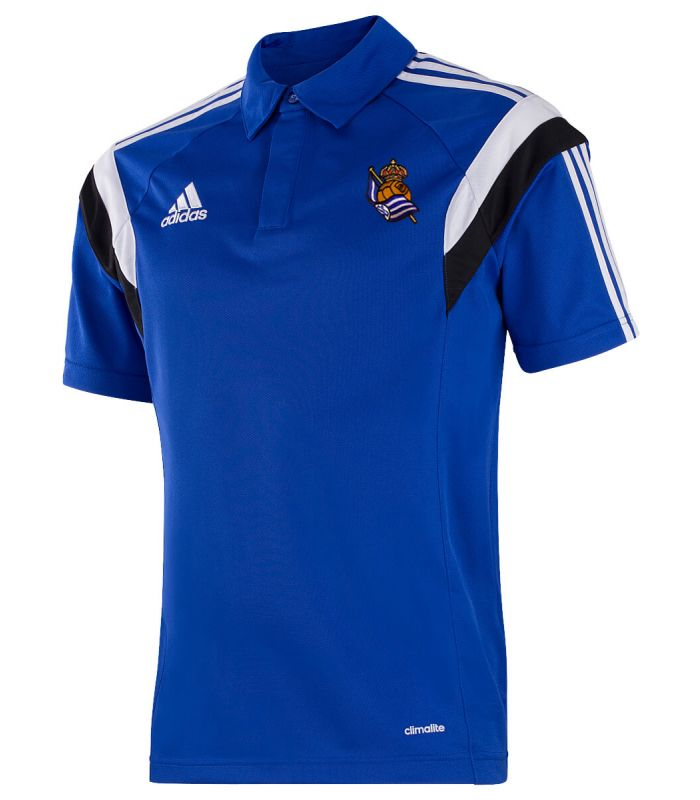 Adidas Polo Real Officiel De La Société 2014/15