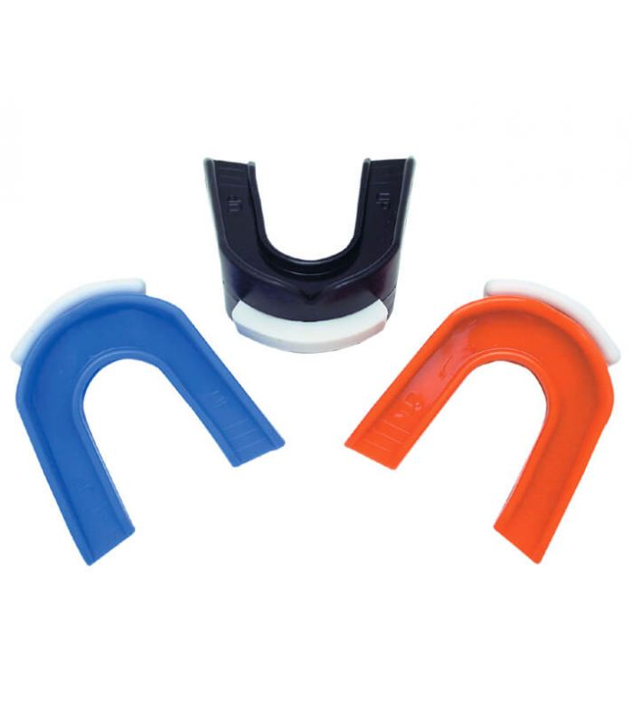 Double mouth guard