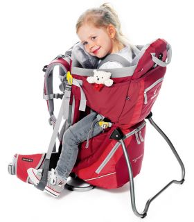 Mochila Porta Bebe Deuter Kid Confort 2 Rouge