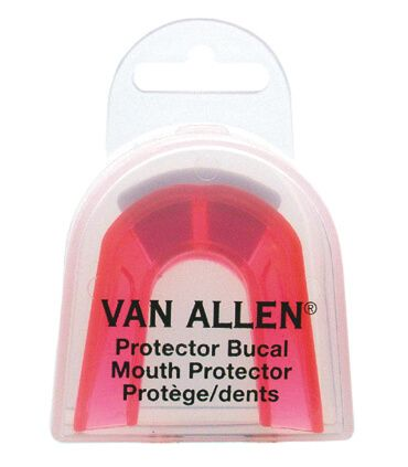Protector bucal doble