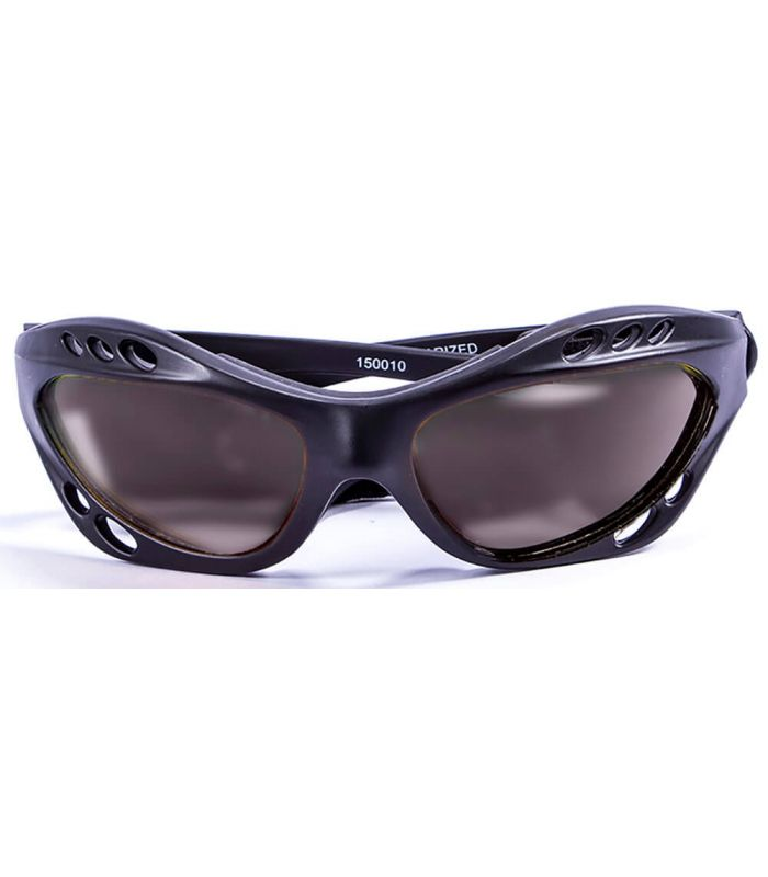 Ocean Cumbuco Matte Black / Smoke - Running sunglasses