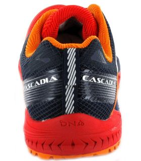 Brooks Cascadia 10 Rojo