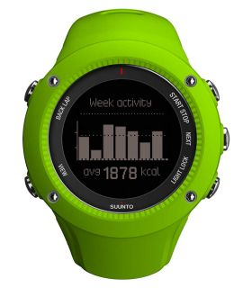 Suunto Ambit3 Run Lima HR