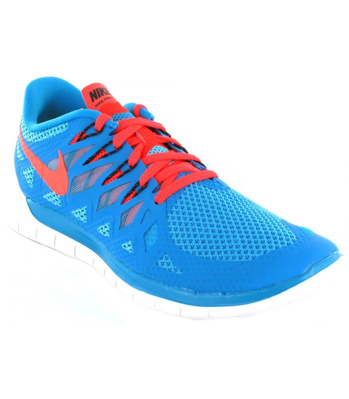 Nike Free 5.0 - Zapatillas Running Hombre - Nike 43
