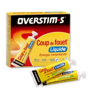 Overstims Gel Coup de Fouet liquide Apple