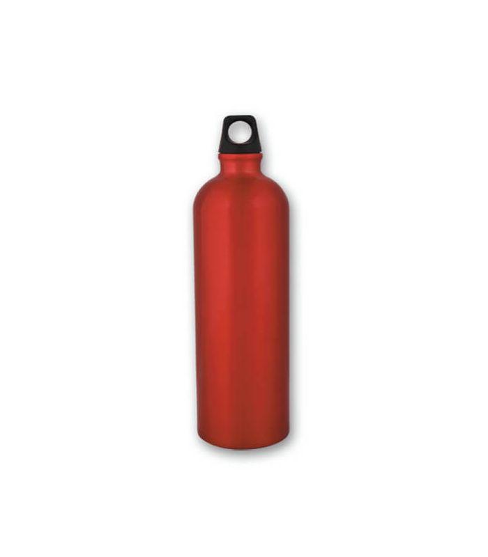 Cantimplora Rojo 1l Van Allen Cantimploras Hidratación Montaña