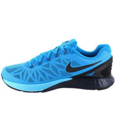Nike Lunarglide 6 Bleu