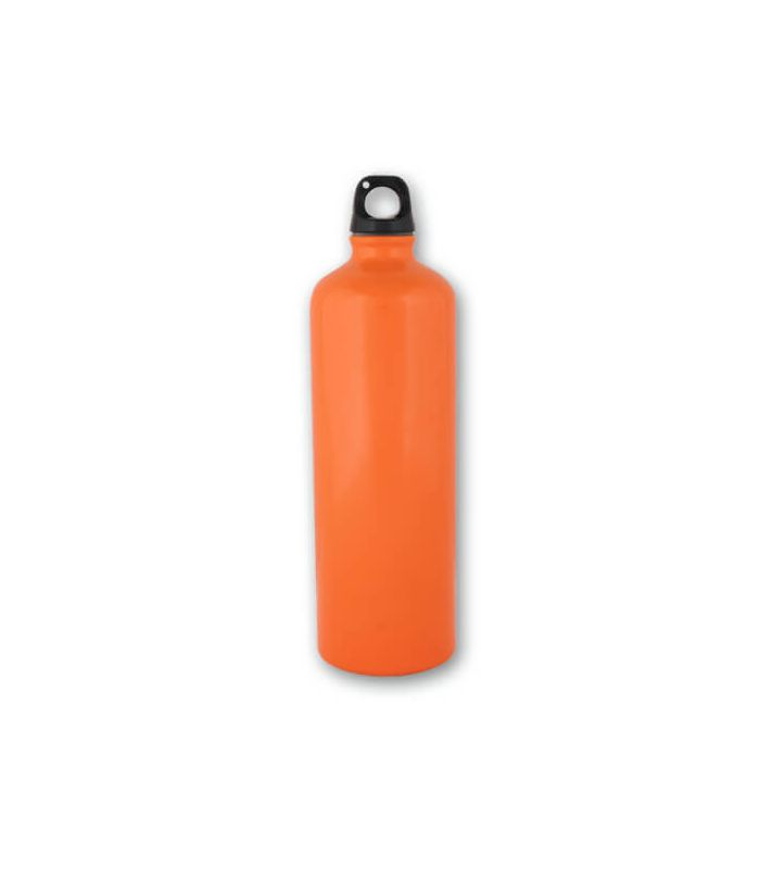 Water Bottle Orange 1 Litre