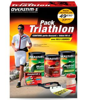 Overstims Pack Triatlón