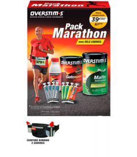 Overstims Pack Marathon En Cours D'Exécution