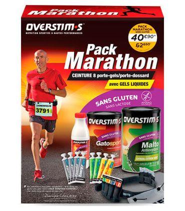 Overstims Pack Marathon Sin Gluten