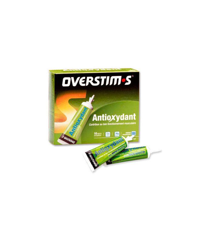 Overstims Gel Antioxidante Limon