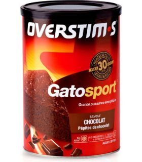 Overstims Gatosport Chocolate Brownie
