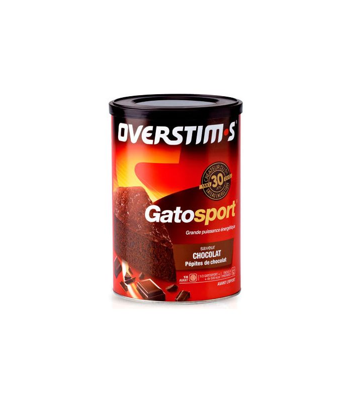 Overstims Gatosport Brownie Chocolate