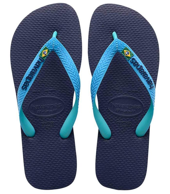 Havaianas Brasil Mix Azul