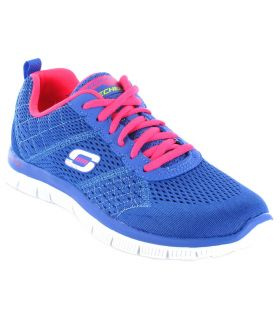 Skechers Obvious Choice Blue