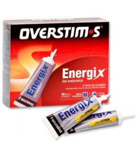 Overstims Gel Energix Limon
