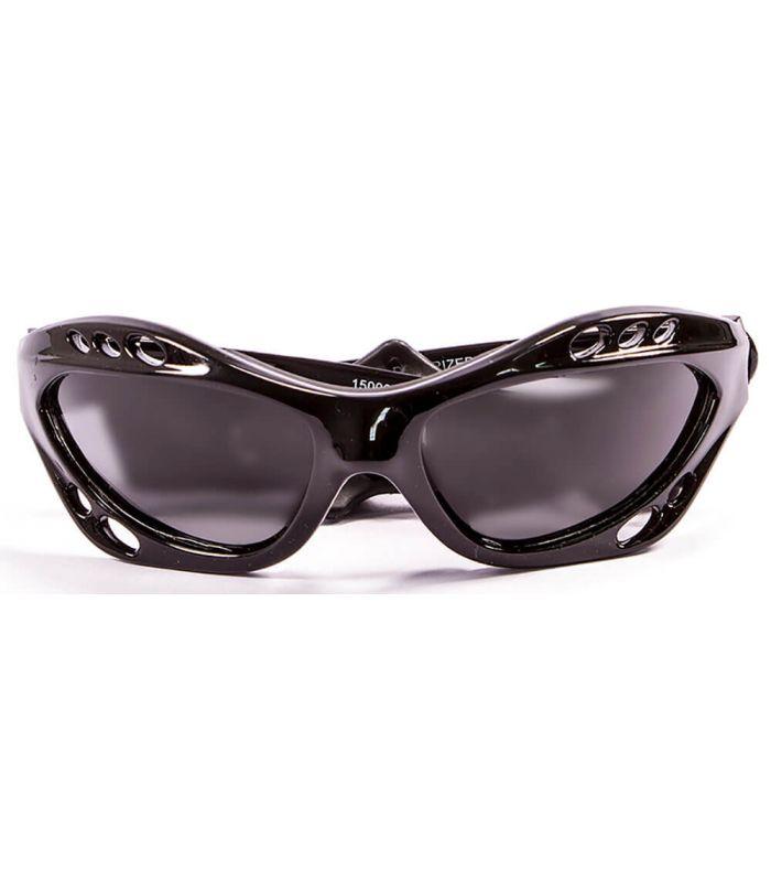 L'Océan Cumbuco Noir Brillant / Fumée - Gafas de Soleil Running