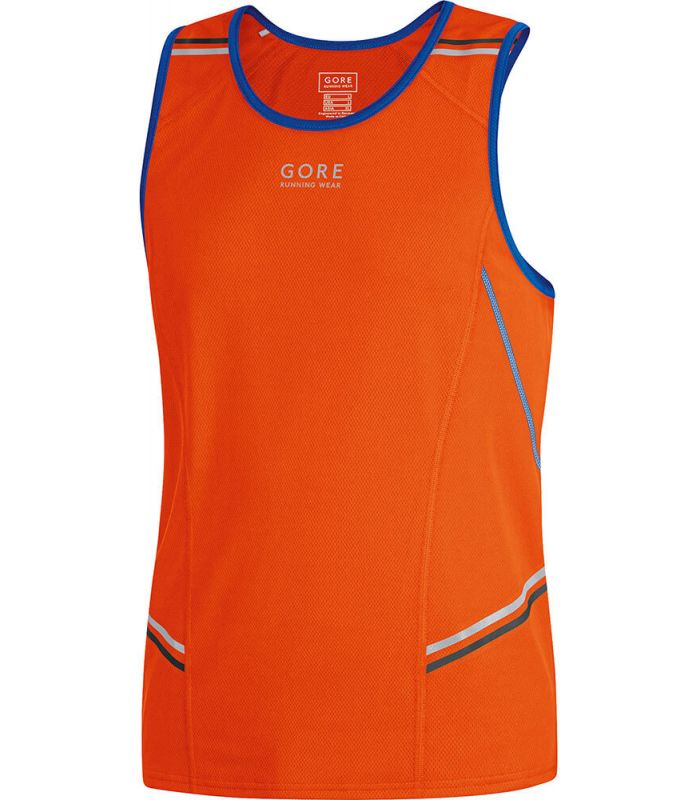Gore t-Shirt without sleeves MYTHOS 6.0 - Technical Trail
