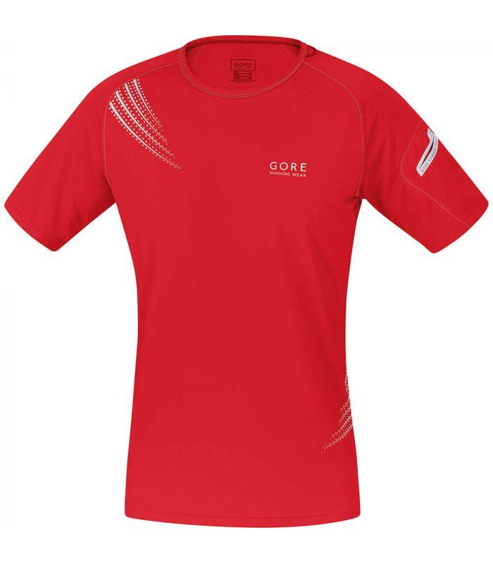 Camisetas Técnicas Trail Running - Gore Camiseta Magnitude 2.0 Textil Trail Running