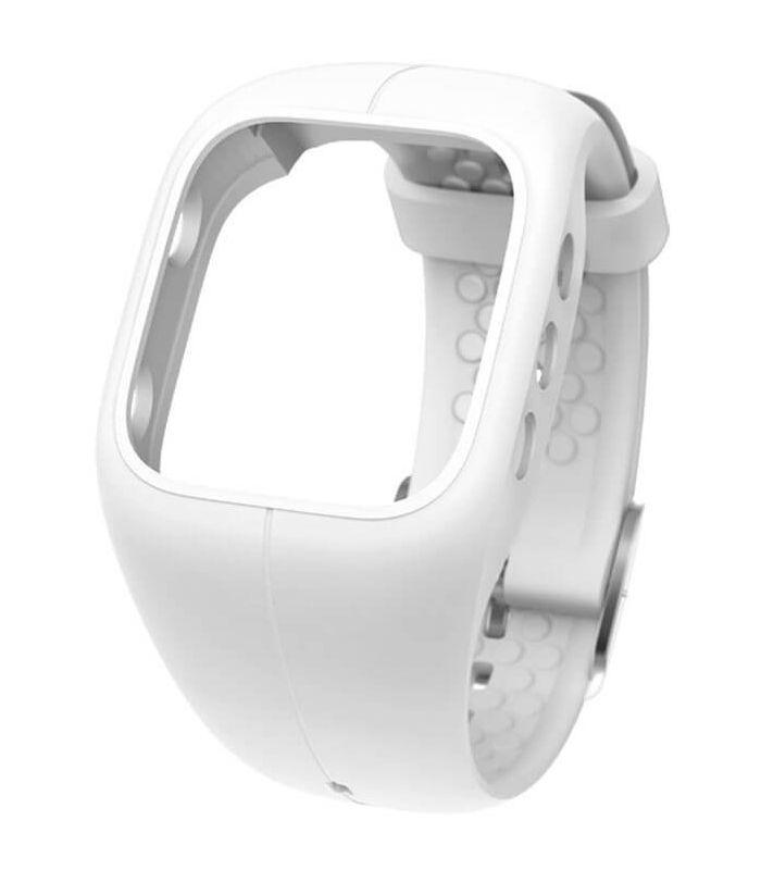 Polar Bracelet A300 Blanc