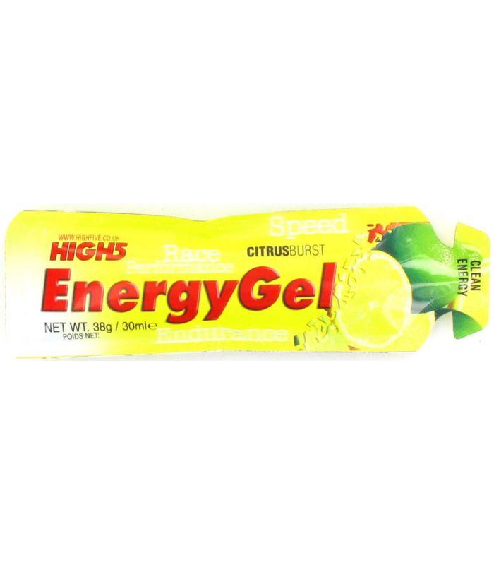 High5 Energy Gel De Citron