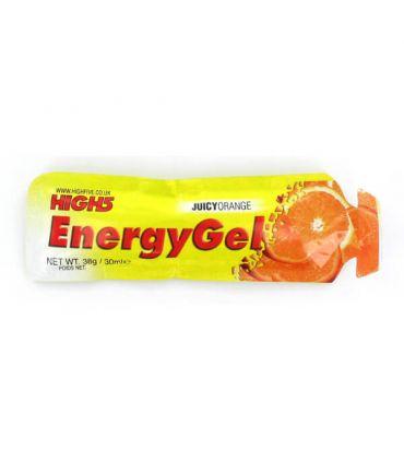 High5 Energy Gel Naranja