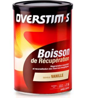 Overstims Recovery Drink Chocolate