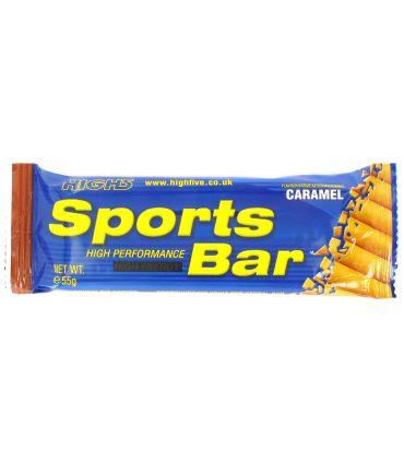 High5 Barritas Energeticas Sports Bar Caramelo