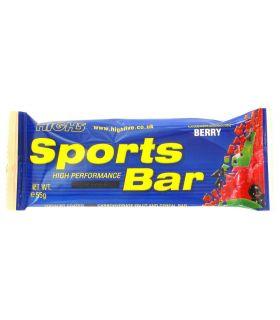 High5 Bars Energeticas Bar Des Sports À La Fraise