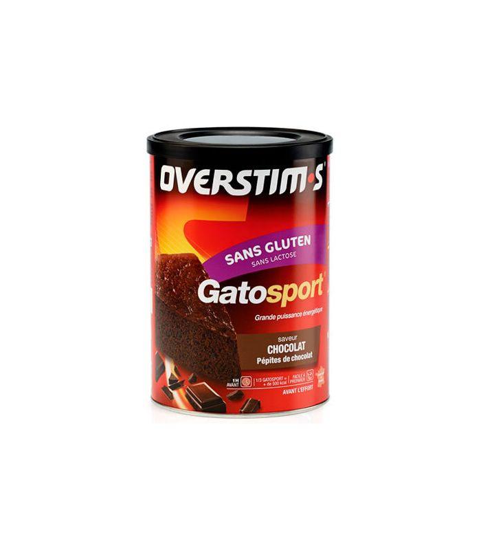Overstims Gatosport Chocolate Sin Gluten