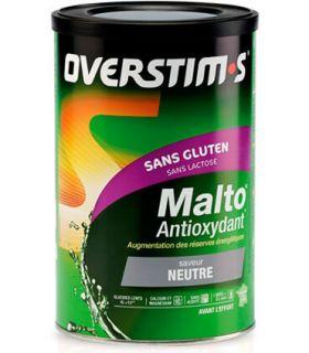 Overstims Malto Antioxydant Sans Gluten Citron
