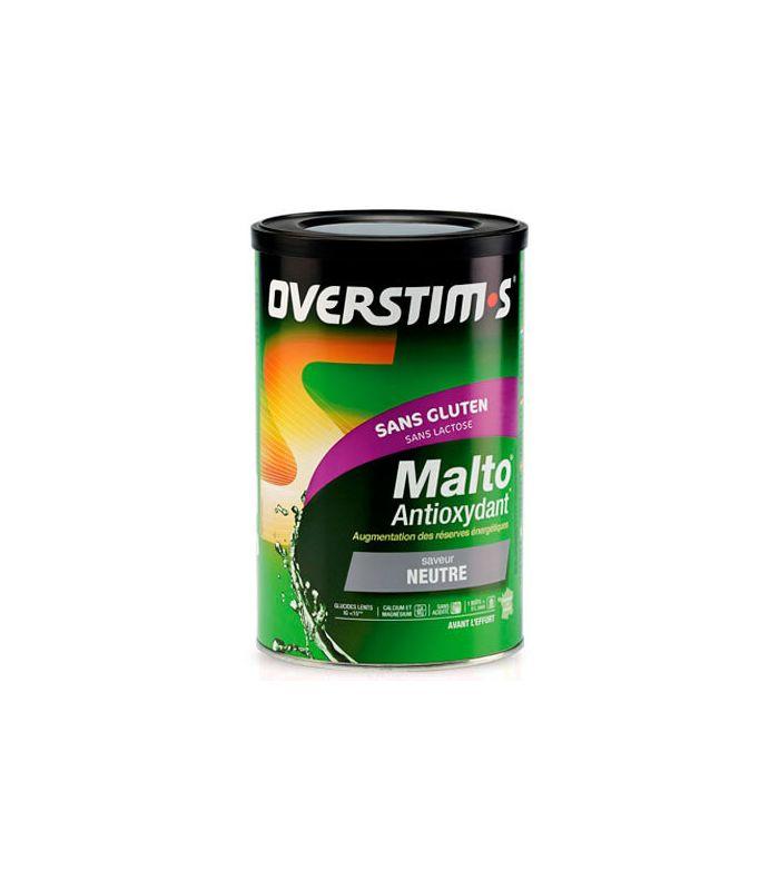 Overstims Malto Antioxidante Sin Gluten Limon