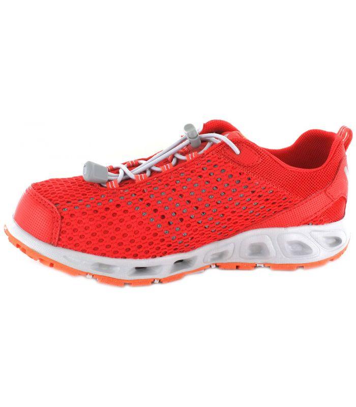 Columbia Drainmaker 3 Fille - Chaussures De Course Trek Enfant