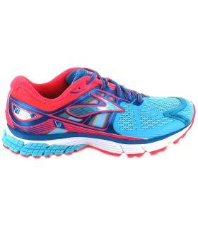 Brooks Ravenna 6 W Brooks Zapatillas Running Mujer Zapatillas Running Tallas: 37,5; Color: azul