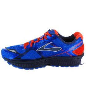 Brooks Ghost 8 Bleu
