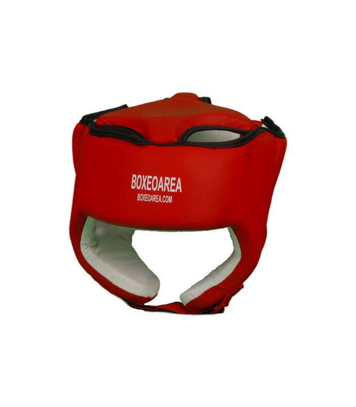 Casco Boxeo - Casco Boxeo Rojo Boxeo