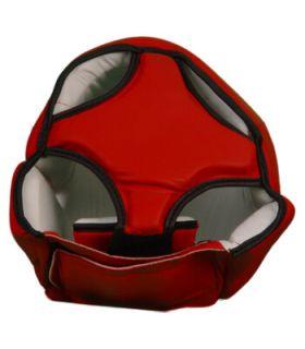 Casque De Boxe Rouge - Casque Boxe