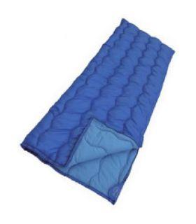 Schlafsack Inesca Wiese Blau