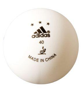 Balles De Ping-Pong De Compétition Adidas