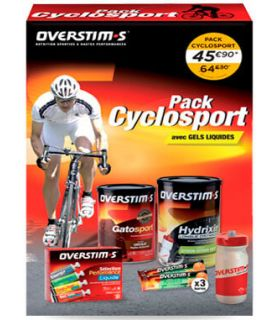 Overstims Pack Cyclisme